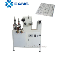 PVC ceiling panel hot stamping machine