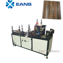 PVC wall panel lamination machine