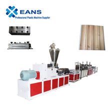 PVC ceiling wall panel manufacturing machine unit