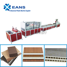 WPC Wall Panel Outdoor Indoor Extrusion Line